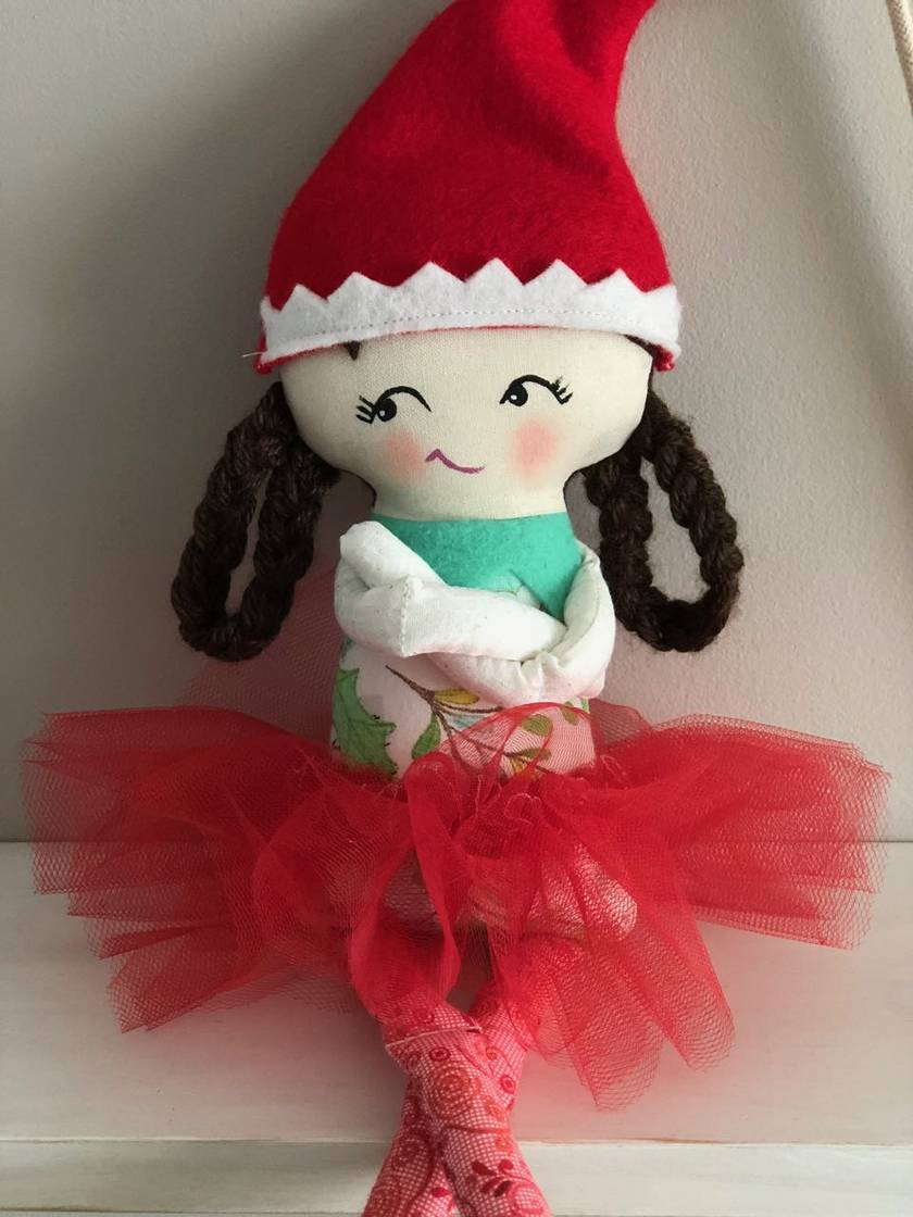 ZEALOUS DESIGN CHRISTMAS ELF ON THE SHELF