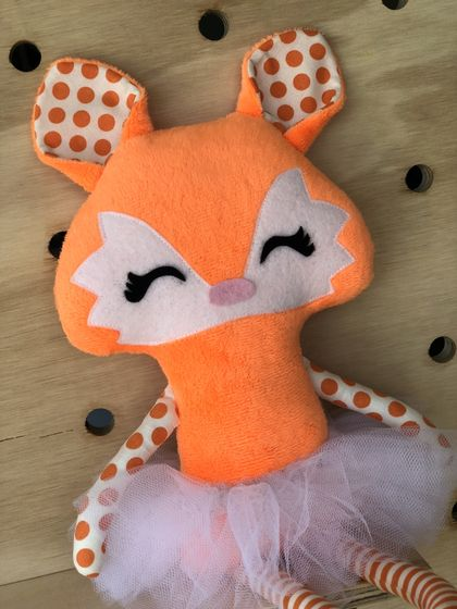 SALE **** DRESS UP FOX