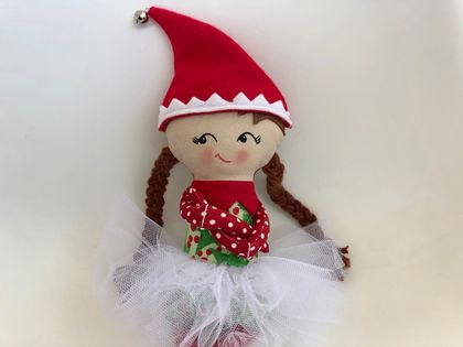 ZEALOUS DESIGN CHRISTMAS ELF - Twinkle Suparplum