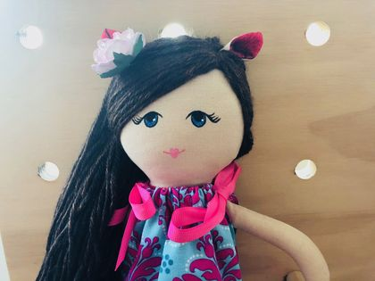 PIXIE DOLL - Poppy Rose