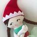 CHRISTMAS ELF - Merry Sugarbell