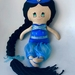 ***SALE*** ZEALOUS DOLL - Princess Jasmine inspired genie doll