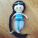 ***SALE*** ZEALOUS DOLL - Princess Jasmine inspired genie doll