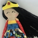 HEIRLOOM DOLL - Wonder Woman inspired doll