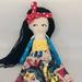 HEIRLOOM DOLL - Retro Wonder Woman inspired doll