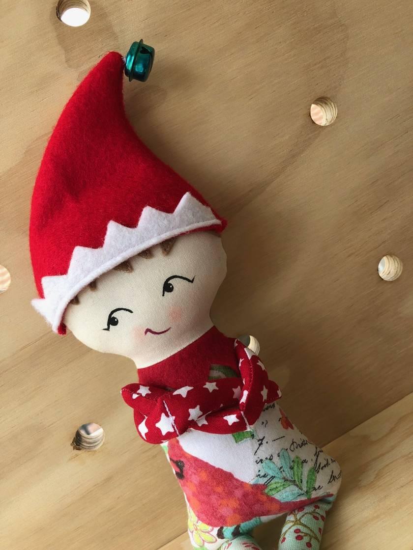 CHRISTMAS ELF - Elfie Kringle