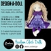 Custom Handcrafted Heirloom Doll