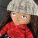 Handcrafted Heirloom Doll - Samira