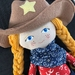 Handcrafted Heirloom Doll - Aileen