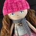 Handcrafted Heirloom Doll - Tatum