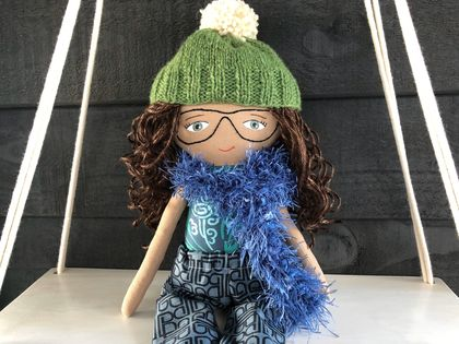 Handcrafted Heirloom Doll - Giana