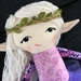 ELVEN NYMPH DOLL - Paisley