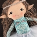 ELVEN NYMPH DOLL - Sage