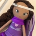 Handcrafted Heirloom Doll - Jasmine