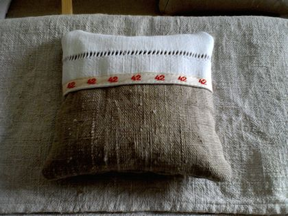 French linen lavender pillow