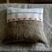 French linen lavender pillow