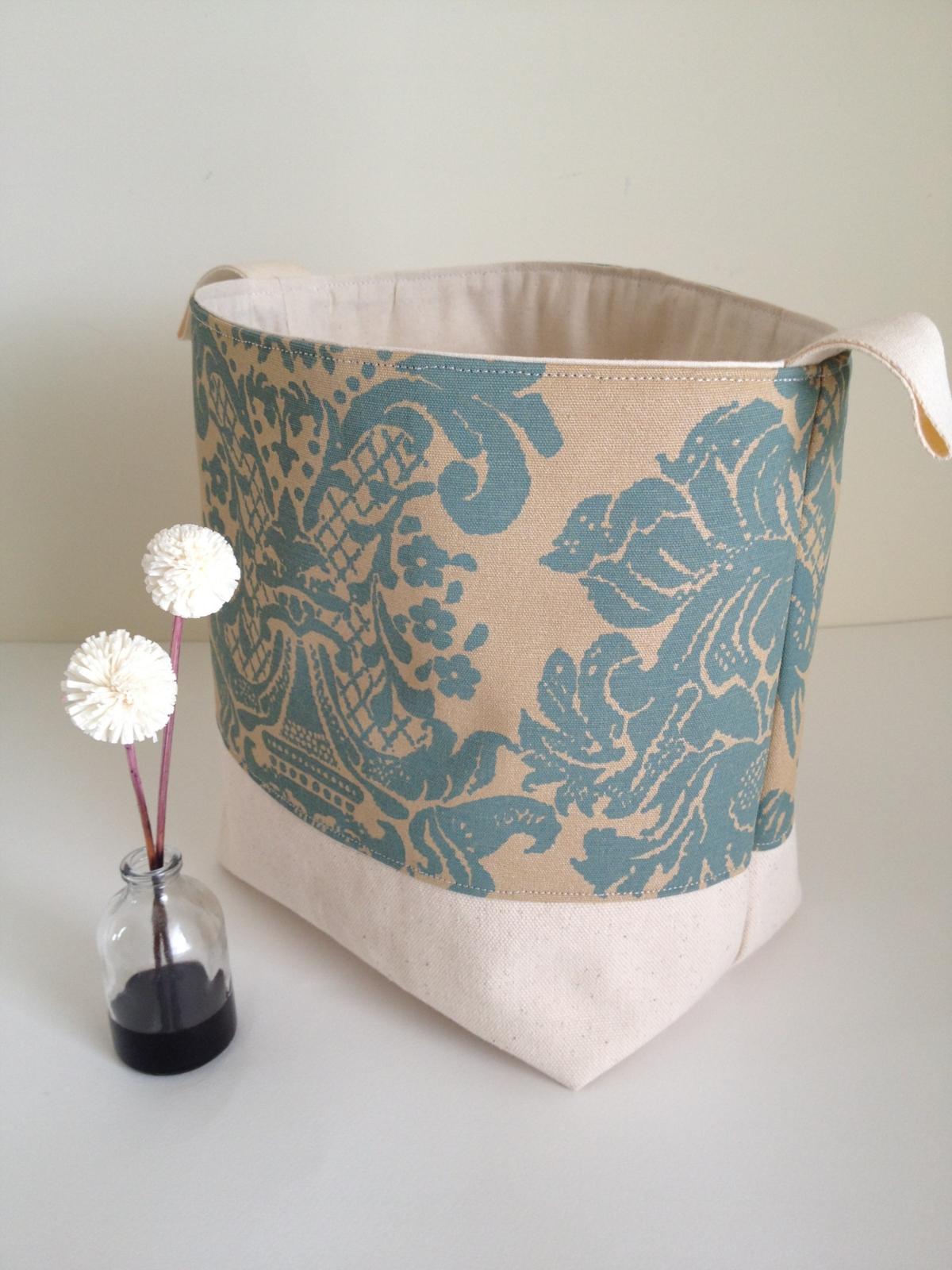 Large Fabric Basket | Felt