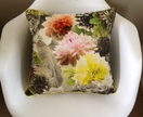 Peony Flower Cushion Covers