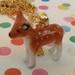 Forest Deer Necklace