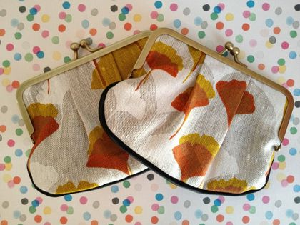 Pleat Coin Purse