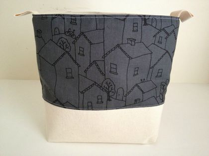 Large Fabric Basket