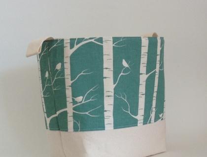 Large Fabric Basket