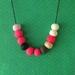 Sparkle Confetti Necklace