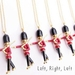Marching Beefeater London Necklace