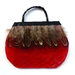 Glass Kete - Red