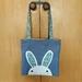 Child's Rabbit Bag