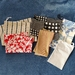 Reuseable Gift Bags - set of 6