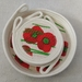 Poppy Flower Coasters and Bowl