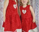 Love dress, size 5-6