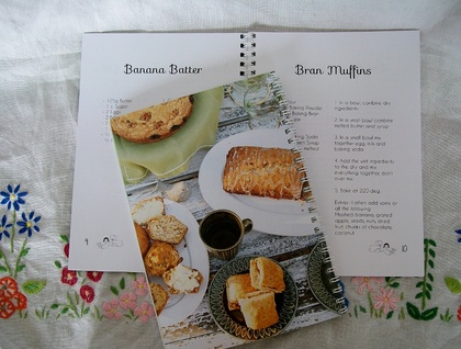 The Best of the Baking Fairy Recipe Book