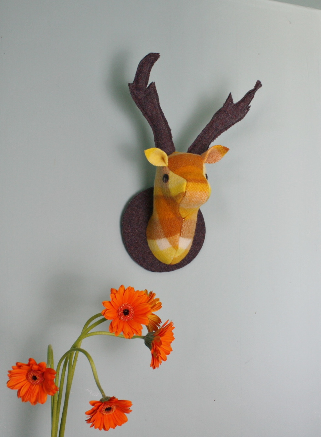 how to make faux taxidermy