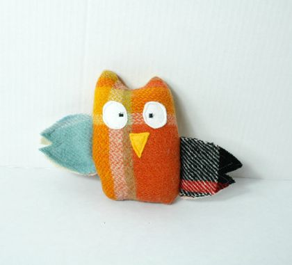 Owlet, Baby Owl Soft Toy