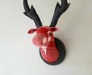 Deer Head Wallhanging, Mr Cherry