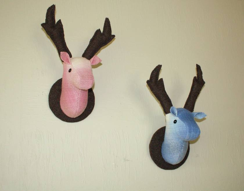 Deer Head Wallhanging, Spice