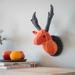 Fabric Deer Head, Candy Crush