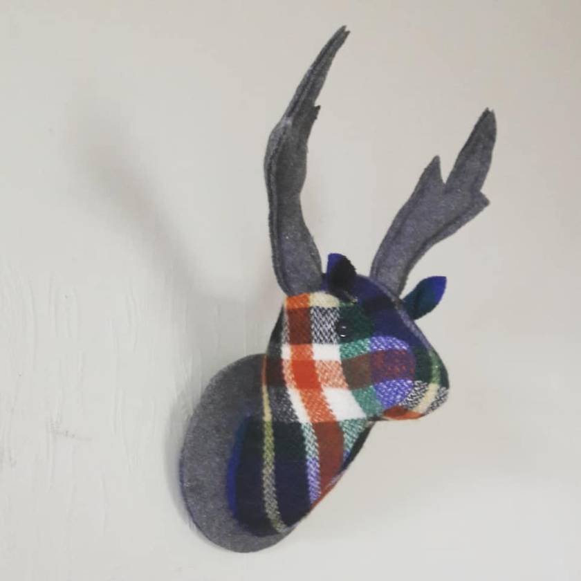 Stag Wall Hanging, Picnic