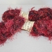 """fancy schamncy"" Handspun Art Yarn"