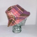 Blanket Bucket Hat. Pink & Purple Extra Small