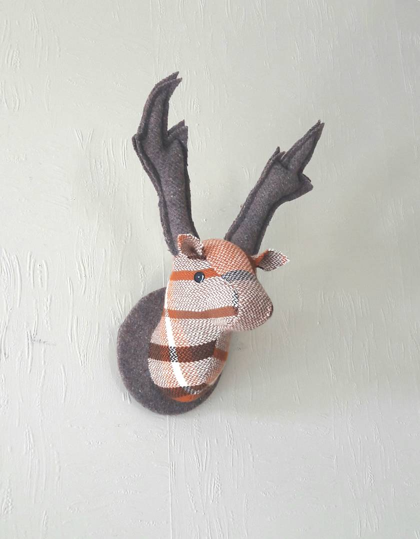 Stag Wall Hanging, Whittaker