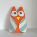 Who Owl Soft Toy