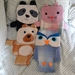 Hot Water Bottle Cover Collection of 4