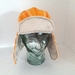 Aviator Hat. Orange  Sz M