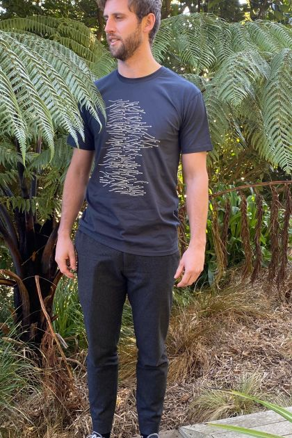 Whitebait Tee - Mens & Ladies