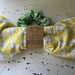 """SUPER SALE FOR EASTERMinky """"Bunny Yellow"""" Infinity Scarf"""