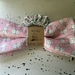 """SUPER SALE FOR EASTER Minky """"Bunny Pink"""" Infinity Scarf"""