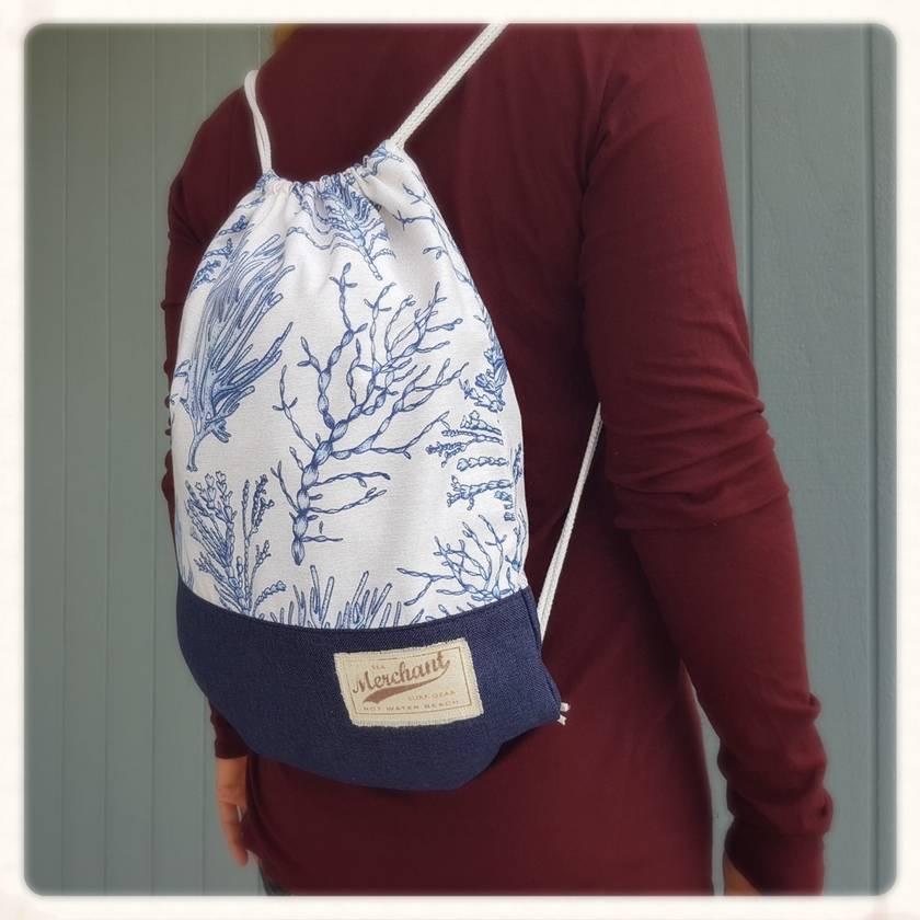 Sea Merchant beach bag
